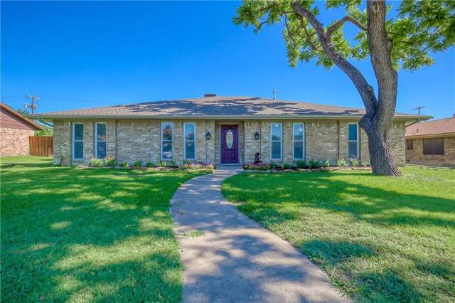 2425 Skiles Drive, Plano, TX 75075 (MLS #14130445) :: RE/MAX Town & Country