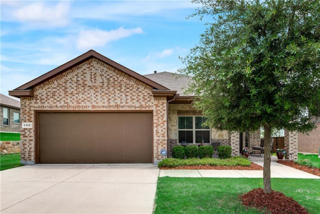 1312 Glenwood Drive, Azle, TX 76020 (MLS #14130463) :: RE/MAX Town & Country