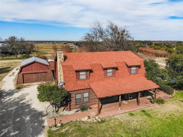 811 Marsden Road, Mineral Wells, TX 76067 (MLS #14130591) :: Kimberly Davis & Associates