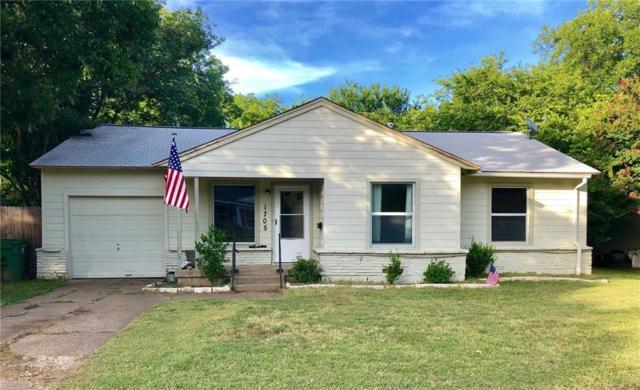 1705 Stewart Drive, Arlington, TX 76013 (MLS #14130631) :: Lynn Wilson with Keller Williams DFW/Southlake