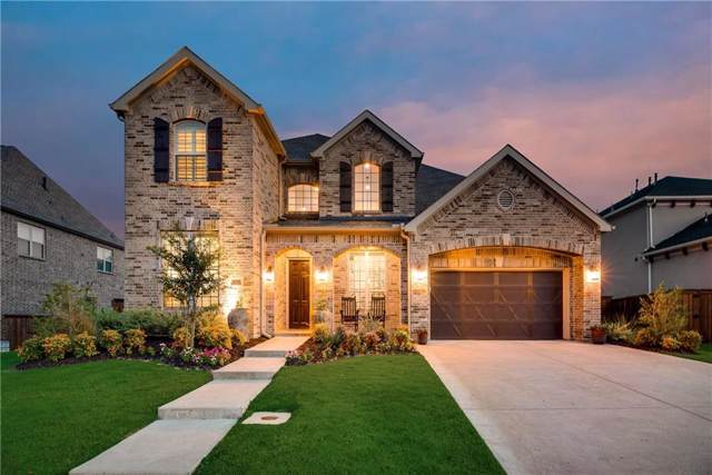 10941 Smoky Oak Trail, Flower Mound, TX 76226 (MLS #14130647) :: Real Estate By Design