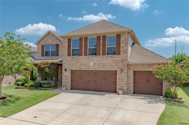 4008 Alderbrook Lane, Fort Worth, TX 76262 (MLS #14130756) :: RE/MAX Town & Country