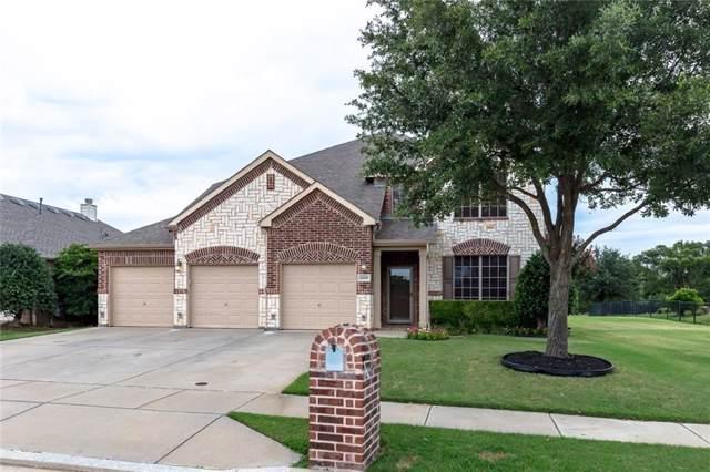 4048 Alderbrook Lane, Fort Worth, TX 76262 (MLS #14130760) :: The Real Estate Station