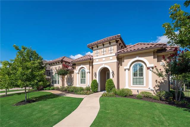 6905 Da Vinci, Colleyville, TX 76034 (MLS #14130770) :: RE/MAX Town & Country