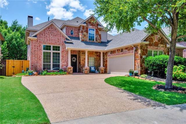 1913 Palisade Drive, Allen, TX 75013 (MLS #14130773) :: RE/MAX Town & Country