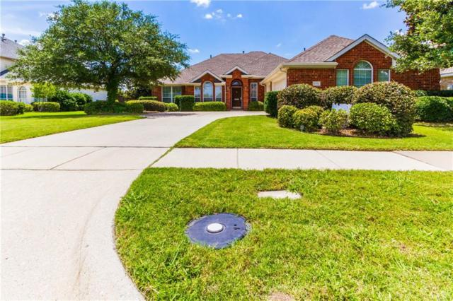 5035 Golfside Drive, Frisco, TX 75035 (MLS #14130776) :: RE/MAX Town & Country