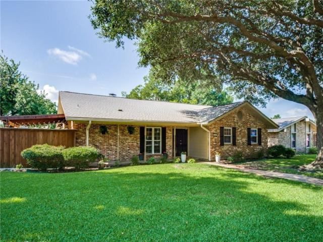 805 Pleasant Valley Lane, Richardson, TX 75080 (MLS #14130802) :: RE/MAX Town & Country