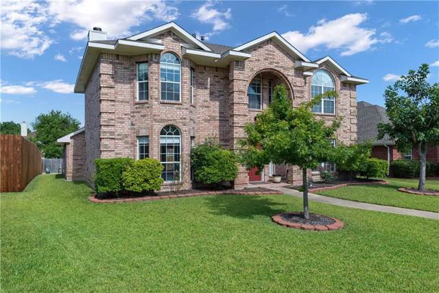 923 Dogwood Lane, Rockwall, TX 75087 (MLS #14130807) :: RE/MAX Town & Country
