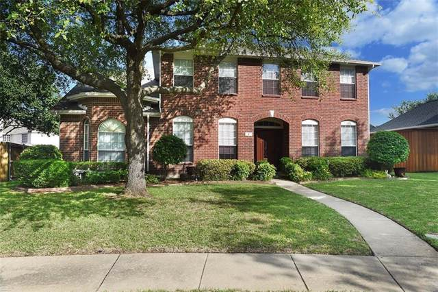 2 Morningside Court, Allen, TX 75002 (MLS #14130831) :: RE/MAX Town & Country