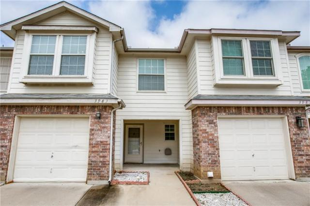 3983 Fernando Drive, Fort Worth, TX 76040 (MLS #14130885) :: The Heyl Group at Keller Williams