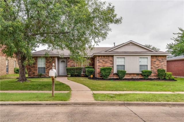 7828 Creekview Drive, Frisco, TX 75034 (MLS #14130902) :: Kimberly Davis & Associates