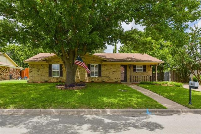 439 Gingerbread, Waxahachie, TX 75165 (MLS #14130908) :: Lynn Wilson with Keller Williams DFW/Southlake