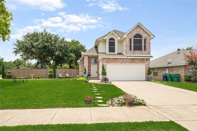 1506 Sandy Ridge, Mckinney, TX 75069 (MLS #14130917) :: Lynn Wilson with Keller Williams DFW/Southlake