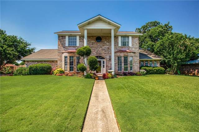 7321 Tipperary Court, North Richland Hills, TX 76182 (MLS #14130960) :: RE/MAX Town & Country