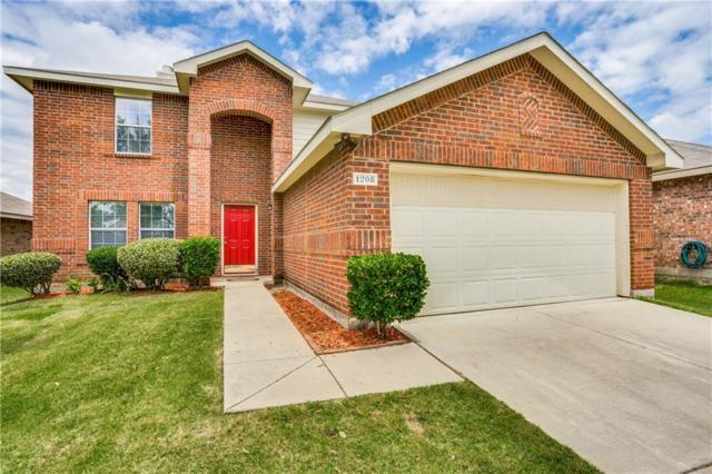 1208 Bellevue Drive, Princeton, TX 75407 (MLS #14130993) :: Lynn Wilson with Keller Williams DFW/Southlake
