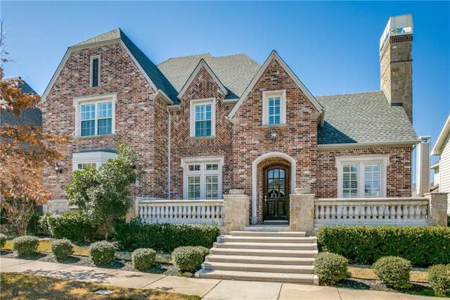 5021 Steinbeck Street, Carrollton, TX 75010 (MLS #14131108) :: RE/MAX Town & Country