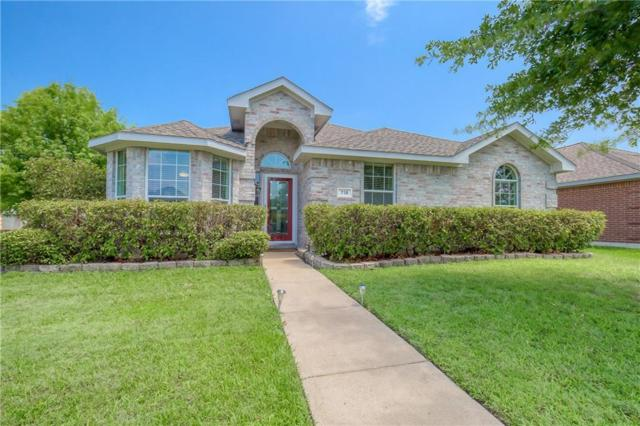 718 Kerwin Court, Wylie, TX 75098 (MLS #14131144) :: RE/MAX Town & Country