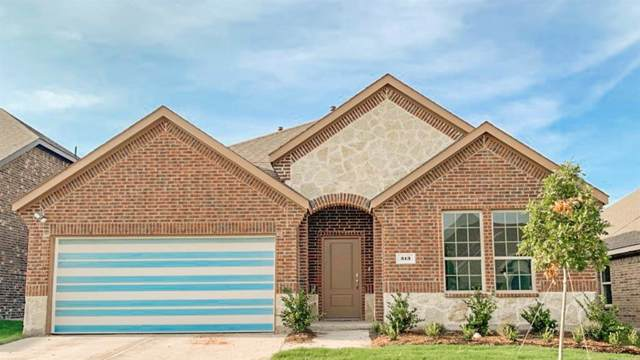 313 Burr Lane, Fate, TX 75189 (MLS #14131159) :: RE/MAX Landmark