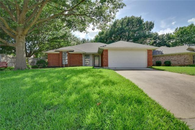 1211 Eastfield Drive, Mansfield, TX 76063 (MLS #14131168) :: The Tierny Jordan Network