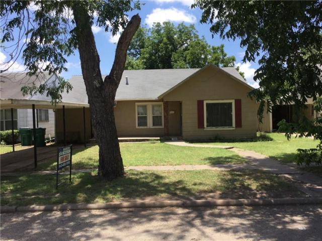 1009 W Payne, Olney, TX 76374 (MLS #14131175) :: RE/MAX Pinnacle Group REALTORS