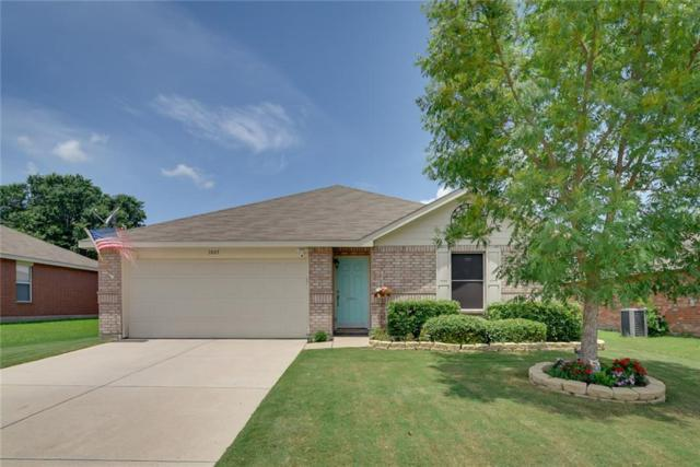 1805 Ridgecrest Drive, Terrell, TX 75160 (MLS #14131218) :: Lynn Wilson with Keller Williams DFW/Southlake