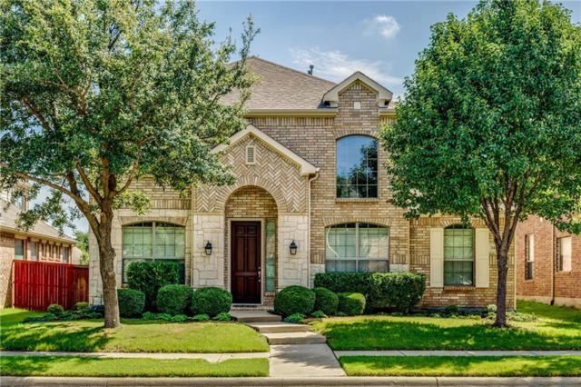 3416 Mayflower Drive, Frisco, TX 75034 (MLS #14131225) :: Kimberly Davis & Associates