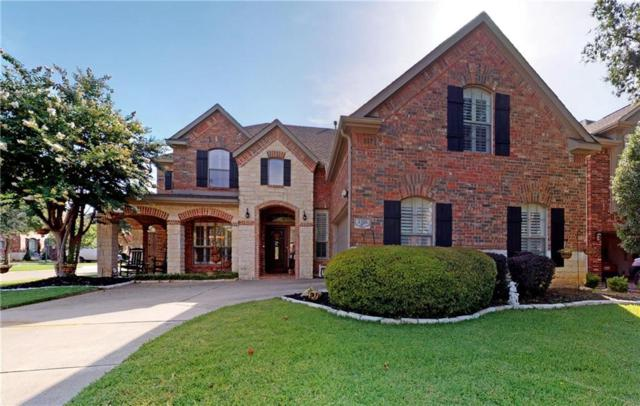 3316 Langley Court, Flower Mound, TX 75022 (MLS #14131227) :: RE/MAX Town & Country