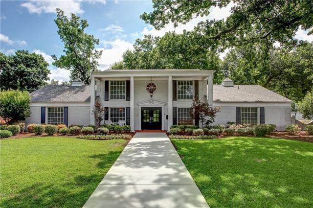 3117 Overton Park Drive E, Fort Worth, TX 76109 (MLS #14131234) :: The Mitchell Group