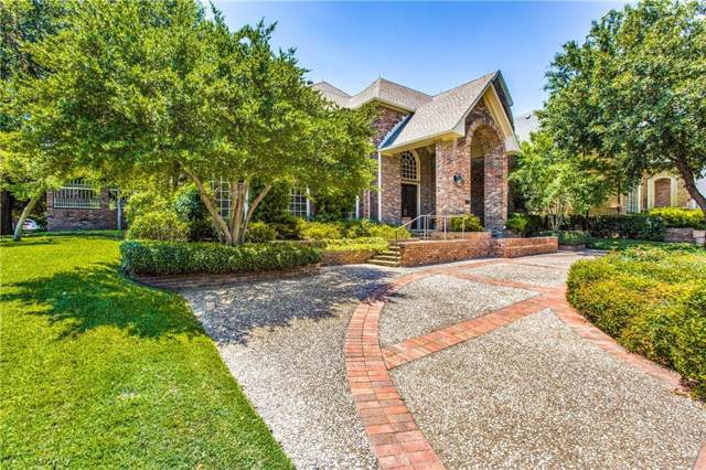7424 Glenshannon Circle, Dallas, TX 75225 (MLS #14131240) :: RE/MAX Pinnacle Group REALTORS