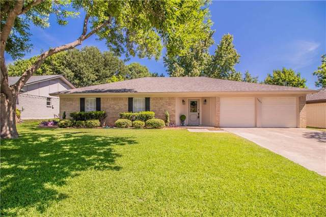 5607 Kindling Court, Arlington, TX 76016 (MLS #14131257) :: Baldree Home Team