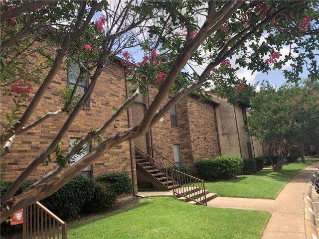 1200 Harwell Drive #1921, Arlington, TX 76011 (MLS #14131320) :: Van Poole Properties Group