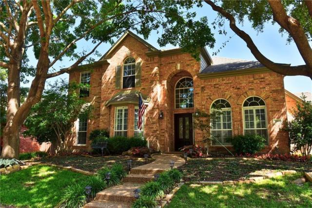 1308 Hockley Court, Allen, TX 75013 (MLS #14131323) :: Kimberly Davis & Associates