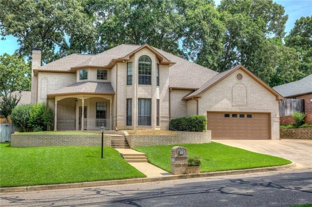 717 Kingswood Drive, Tyler, TX 75703 (MLS #14131384) :: Lynn Wilson with Keller Williams DFW/Southlake