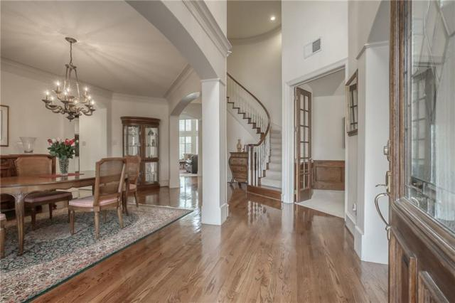 4477 Newcastle Drive, Frisco, TX 75034 (MLS #14131393) :: RE/MAX Town & Country