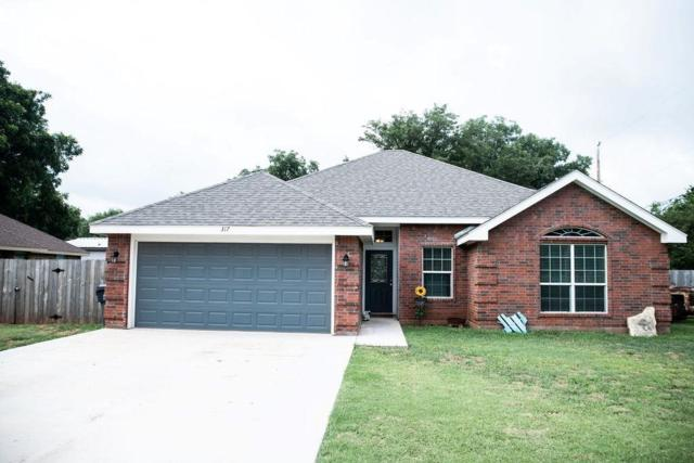 317 Third, Tuscola, TX 79562 (MLS #14131433) :: Ann Carr Real Estate