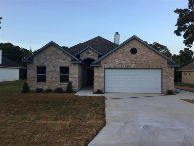 135 Comanche Drive, Lake Kiowa, TX 76240 (MLS #14131466) :: The Welch Team