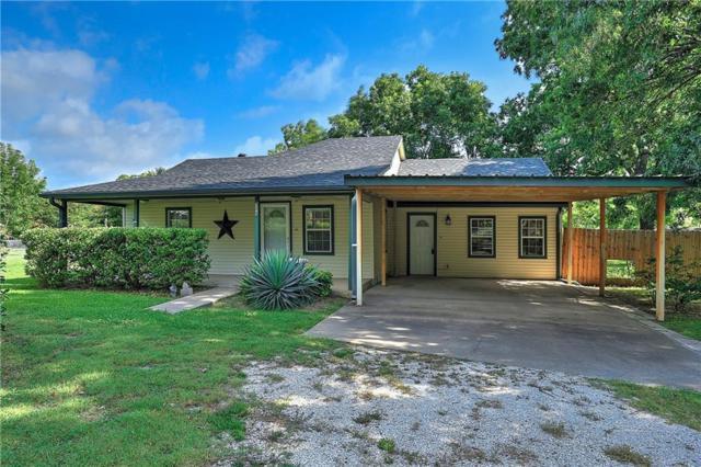 306 W Edwards Street, Savoy, TX 75479 (MLS #14131476) :: Baldree Home Team