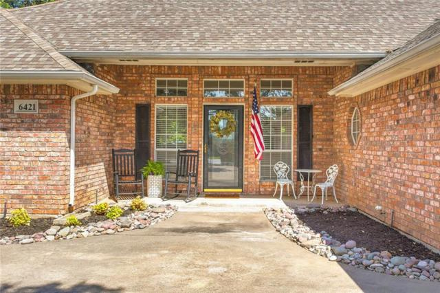 6421 Westover Drive, Granbury, TX 76049 (MLS #14131534) :: Team Hodnett