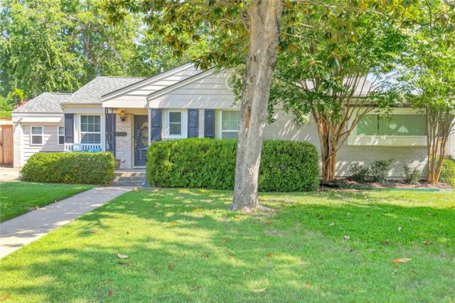 6116 Kenwick Avenue, Fort Worth, TX 76116 (MLS #14131549) :: RE/MAX Town & Country