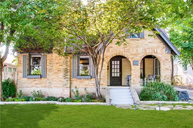 502 S Westmoreland Road, Dallas, TX 75211 (MLS #14131554) :: RE/MAX Town & Country