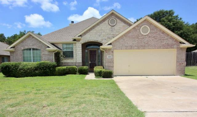 313 Charlie Way, Weatherford, TX 76087 (MLS #14131569) :: RE/MAX Town & Country