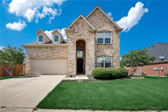 6000 Greenmeadow Drive, Denton, TX 76226 (MLS #14131575) :: Real Estate By Design