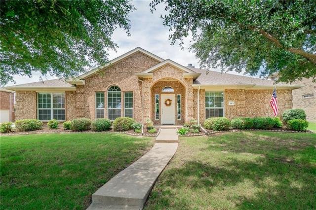 343 Montana Trail, Murphy, TX 75094 (MLS #14131600) :: RE/MAX Town & Country