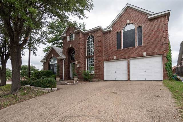17966 Brent Drive, Dallas, TX 75287 (MLS #14131616) :: Lynn Wilson with Keller Williams DFW/Southlake