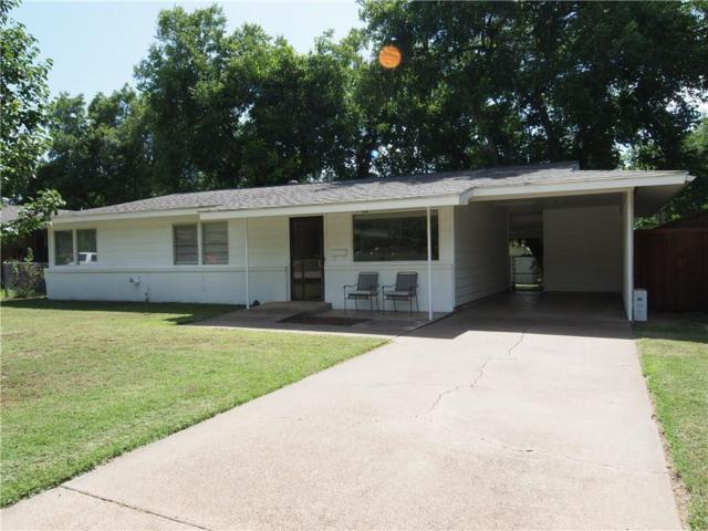 908 Fairview, Graham, TX 76450 (MLS #14131642) :: RE/MAX Town & Country