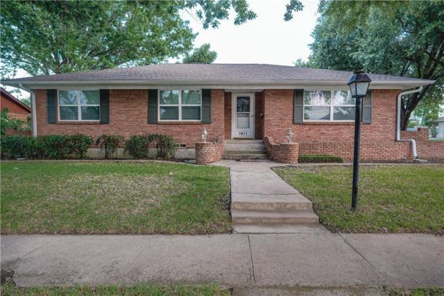1411 Wysong Drive, Mckinney, TX 75069 (MLS #14131647) :: Lynn Wilson with Keller Williams DFW/Southlake