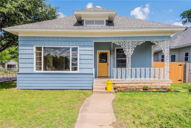 2901 S Jennings Avenue, Fort Worth, TX 76110 (MLS #14131653) :: RE/MAX Town & Country