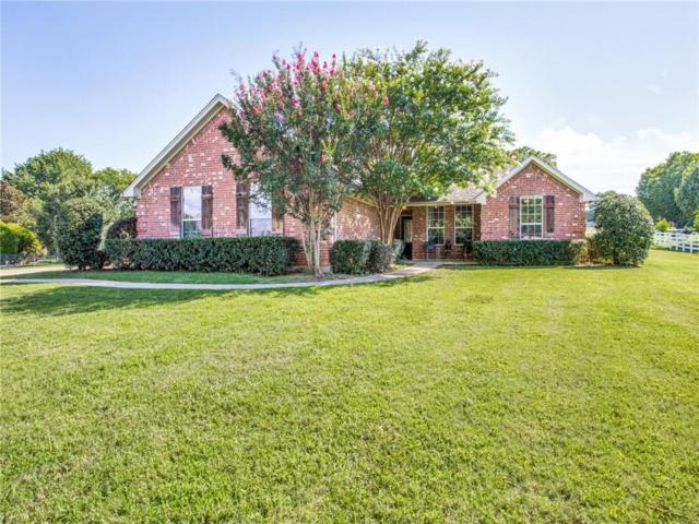 8416 Gold Creek Court, Burleson, TX 76028 (MLS #14131668) :: RE/MAX Town & Country