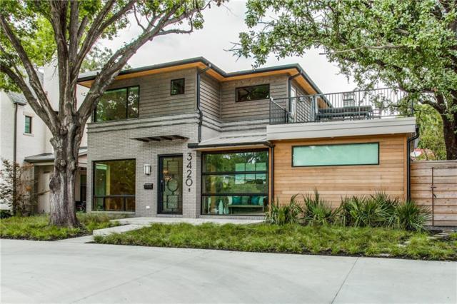 3420 University Boulevard, University Park, TX 75205 (MLS #14131743) :: Kimberly Davis & Associates