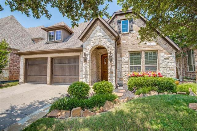 3055 Mitchell Way, The Colony, TX 75056 (MLS #14131805) :: Kimberly Davis & Associates